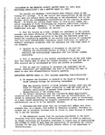 [Resolutions of the Teaching Faculty, March 10-11, 1969]
