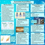 Sustainability Proposal: Water by Joseph Sterling, Jackson Langland, and Lily Frenette